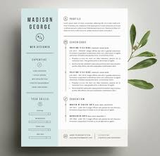 Modern Resume Template Free Gorgeous Modern Resume Template Free Templates Best Of Top Within Sradd Me