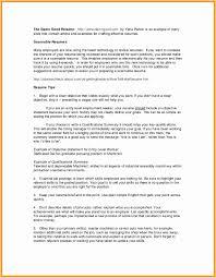Australian Format Resumes 6 Park Ranger Resume Svncxv Free Samples Examples