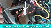 part i how to car alarm remote start system installation 17 16