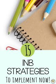 we came up with these easy actionable tips for implementing interactive notebooks in your clroom gettingnerdyscience interactivenotebook