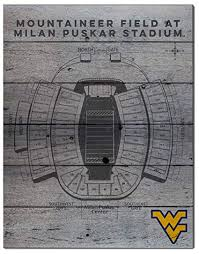 West Virginia Basketball Arena Seating Chart