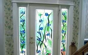 custom stained glass window faux stained glass window stained glass s for windows stained
