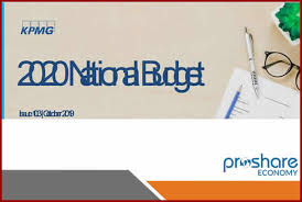Budgeting Tools 2020 2020 Federal Government Of Nigeria Budget Proposal Highlights