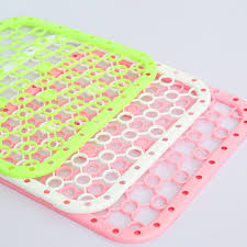b11 3 01 versatile kitchen sink draining board mat insulation pads vegetables dish in squeegees from home garden on aliexpress com alibaba group