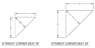shower bench dimension height code handicap transfer seat installation free standing