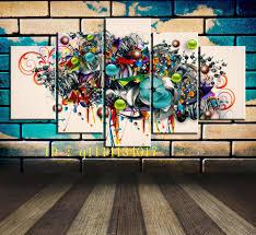 2018 graffiti art canvas prints wall art oil painting home decor unframed framed from q1114134017 15 38 dhgate com