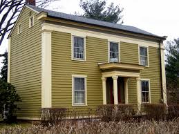 historic exterior paint colorsColonial Paint Colors For Home Interior And Exterior Historic