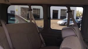 2008 Express 8 passenger van video from Boucher - YouTube