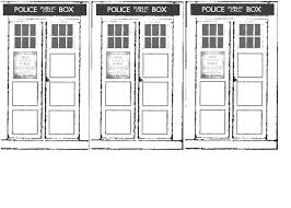 house door clipart. Home Door Amazing Tardis Clipart Illustration Front Black And White House