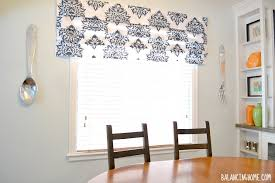 faux roman shade. Adorable Faux Roman Shade Valance And 12 Stylish Diy Shades That Will Make Your Windows