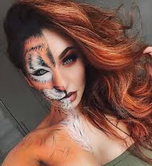 tiger makeup for unique ideas to try