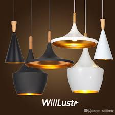 instrument abc beat light suspension lighting outside black inside gold wood metal material fat wide tall pendant lamp edison bulb pendant pendant lamp