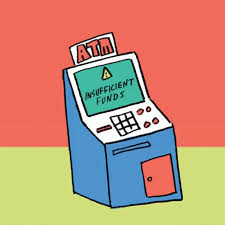 Atm Insufficient Funds Gif Atm Insufficientfunds Broke Discover