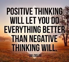 Quotes About Positive Thinking Beauteous The Power Of Positive Thinking And Attitude Quotes Thinking Will Do