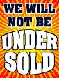 undersold