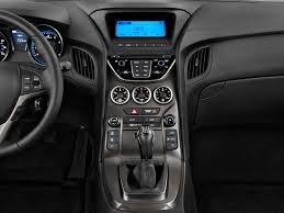 Image: 2013 Hyundai Genesis Coupe 2-door I4 2.0T Auto Instrument ...