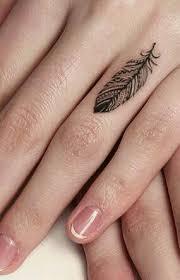 Tetování Pírko