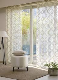 D Decor Curtains Designs 100 Tips on using embroidered fabric in your bedroom décor 2