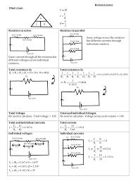 Worksheet #: Parallel and Series Circuits Worksheet – Teaching the ...