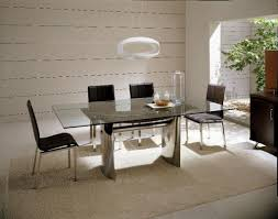 cool glass dining table