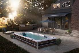 endless pool swim spa. Demo Endless Pools Fitness Systeem Swimspa Pool Swim Spa