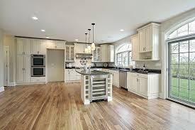 antique kitchen cabinets wood floors and french doors