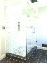 rain glass shower shower rain glass doors showers simplicity in x 3 4 semi our gallery rain glass