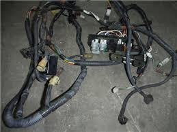 1985 1986 toyota mr2 front trunk lights wiring harness 82181 description 1985 1986 toyota mr2 front trunk lights wiring harness