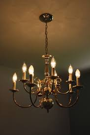 brass dining room chandelier luxury conquering the brass monster