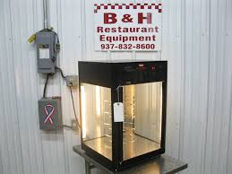 Hot Holding Cabinet Hatco Flav R Fresh Heated Display Case Pizza Hot Food Holding