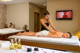 Foot spa misiki foot bath massager with heat & 3 automatic modes and 6 motorized massage rollers, adjustable time & temperature, o2 bubbles, rotating pedicure stone for relieve foot pressure. Vip Spa Mirage Park Resort Offizielle Webseite