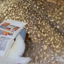 metallic gold cowhide rug