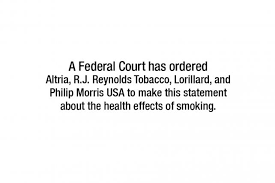 Master Settlement Agreement Amazing See The AntiSmoking TV Ads Big Tobacco Is Forced To Run