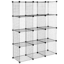 Wire Storage: Wire Storage Cubes Maidmax Free Standing Modular .