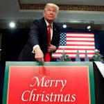 Trump steigt vom Schaukelpferd und erringt einen Pyrrhussieg