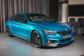 BMW Convertible bmw 435i coupe m performance : BMW 440i Gran Coupe Has Carbon Than M4 Competition - autoevolution
