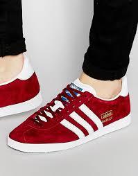 adidas shoes 2016 for men red. adidas originals red gazelle og shoes men 2016 for p