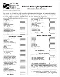 sample household budget family budget template weekly budget ss jpg free budget templates