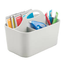 idea office supplies. Fancy Idea Desk Supplies Amazon Com MDesign Office Organizer Tote For