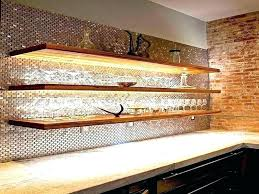 floating shelves with lights floating bar shelves with lights shelves with light floating shelves with lighting