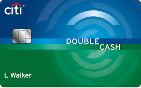 citi double cash credit card image