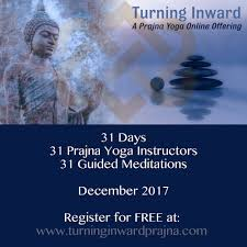 turning inward a prajna yoga offering