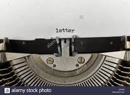 Image result for typewritten letter word