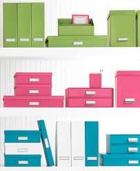 office storage baskets. Decorative Organization Boxes + Baskets Office Storage A