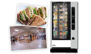 Rotating Vending Machine Extraordinary Food Vending Has Never Been So Flexible Our Food Vendor Is A Highly