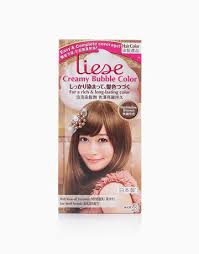 Liese Hair Dye Color Chart Creamy Bubble Color By Liese Products Beautymnl