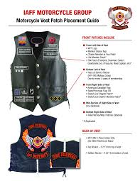 Fire Patch Design Online Iaff Motorcycle Group Iaff Mg Colors