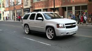 All white and 26 inch rims- Yonge Street- Florida Whip in Toronto ...