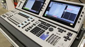 Used Lighting Consoles For Sale Martin M6 Lighting Console