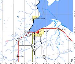 ashland, wisconsin (wi 54806) profile population, maps, real Ashland Map ashland, wi map ashland maplewood